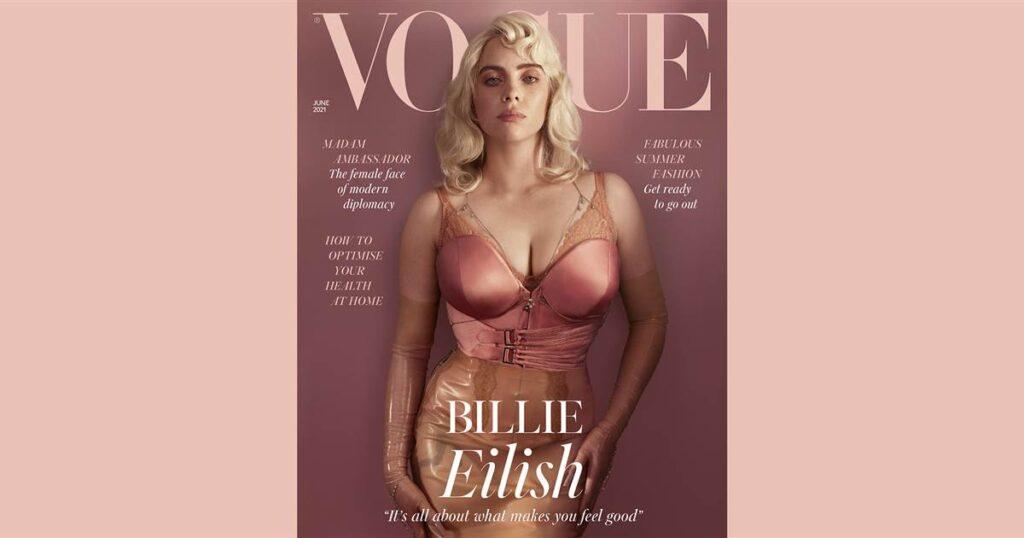 Billie Eilish svarer fansen