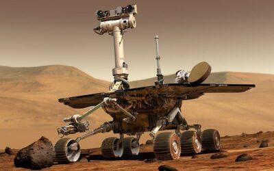 Ditt neste hjem – planeten Mars