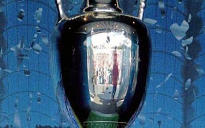 EM-fotball på øverste hylle