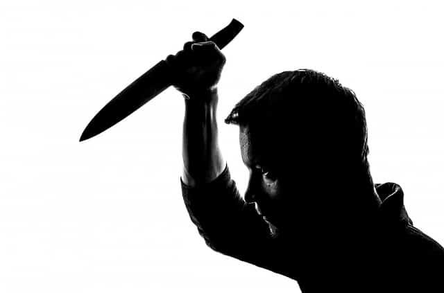 Alle har kniv tilgjengelig