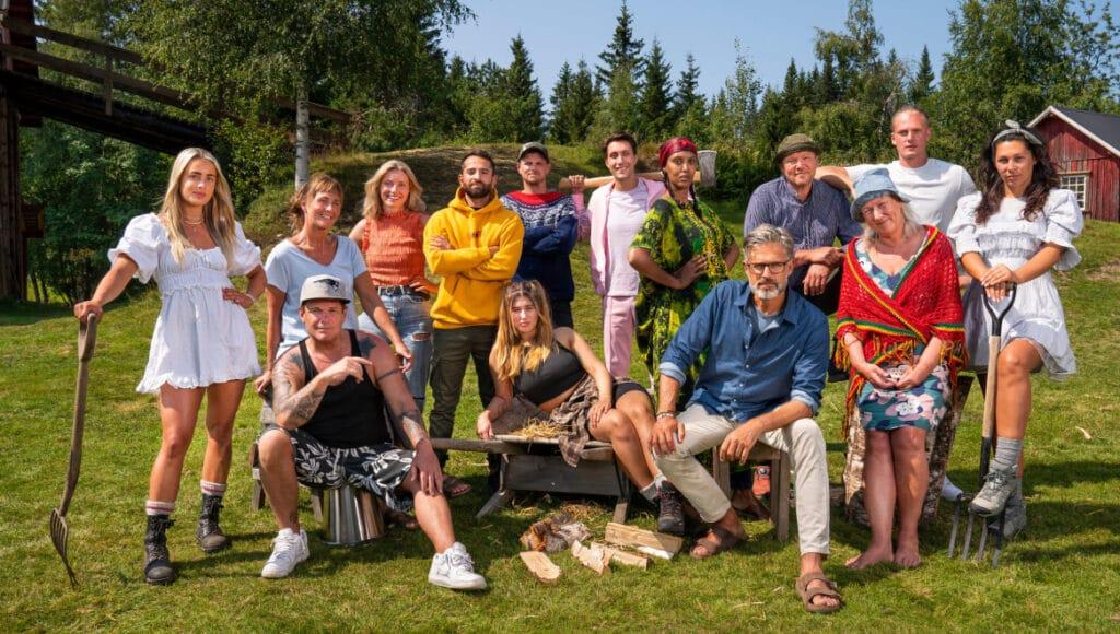 Mer Farmen på TV2? Her er deltagerne!
