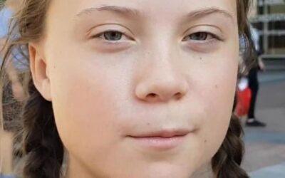 Greta Thunberg redder verden …