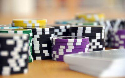 Bingo, Poker og andre pengespill